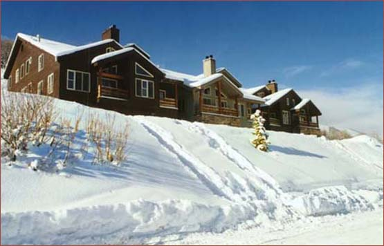 Luxury Park City holiday homes for rent downtown close to all and on the slopes of Park City Resort.